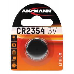 Батарейка литиевая Ansmann CR2354 3В дисковая 1шт