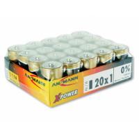 Батарейки алкалиновые 18000 мАч Ansmann 5015701 X-Power D LR20 20шт