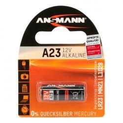 Батарейка алкалиновая Ansmann 5015182 23A LR23 12В специальная 1шт