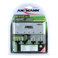 Зарядное устройство Ni-Mh, Ni-Cd Ansmann 5207473 Photocam V для D, C, AA, AAA, крона 9V
