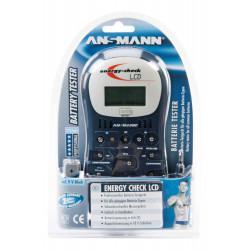 Тестер для батареек Ansmann Energy Check LCD
