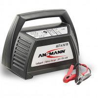 Зарядное устройство для свинцово-кислотных аккумуляторов напряжением 6 12 24 В Ansmann 1001-0014 ALCT 6-24/10