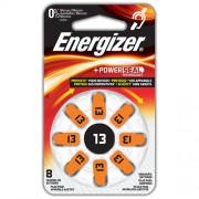 Батарейки для слуховых аппаратов Energizer Zinc Air 13