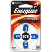 Батарейки для слуховых аппаратов Energizer Zinc Air 675