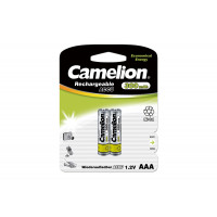 Аккумуляторы Ni-Cd никель-кадмиевые 3144 Camelion NC-AAA300BP2 ААА 10400 300 мАч 1.2 В 2шт
