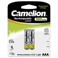 Аккумуляторы Ni-Cd никель-кадмиевые 3144 Camelion NC-AAA300BP2 ААА 10400 300 мАч 1.2 В 2шт<br />