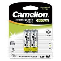 Аккумуляторы Ni-Cd никель-кадмиевые 1657 Camelion NC-AA600BP2 АА 14500 600 мАч 1.2 В 2шт