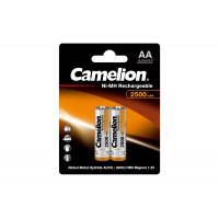 Аккумуляторы Ni-Mh металлогидридные 6107 Camelion NH-AA2500BP2 АА 14500 2500 мАч 1.2 В 2шт
