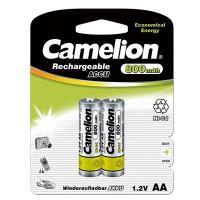 Аккумуляторы Ni-Cd никель-кадмиевые 2202 Camelion NC-AA800BP2 АА 14500 800 мАч 1.2 В 2шт<br />