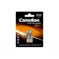 Аккумуляторы Ni-Mh металлогидридные 3674 Camelion NH-AAA800BP2 ААА 10440 800 мАч 1.2 В 2шт