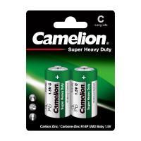 Camelion 1670 Camelion Super Heavy Duty R14P-BP2G C R14 1.5В 3800мАч 2шт
