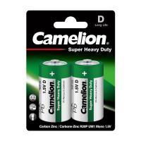 Camelion 1671 Camelion Super Heavy Duty R20P-BP2G D R20 1.5В 8000мАч 2шт