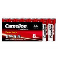 Батарейки Camelion Plus Alkaline 9283 AA LR6 алкалиновые 1,5В 8шт