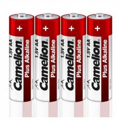 Батарейки Camelion Plus Alkaline 12553 AAA LR03 алкалиновые 1,5В 4шт