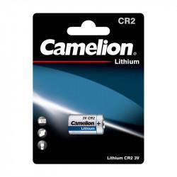 Батарейка литиевая 2743 Camelion Lithium CR2-BP1 CR2 3В 850мАч 1шт