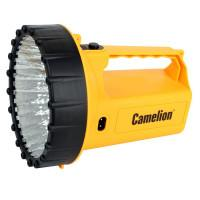 Фонарь аккумуляторный светодиодный прожектор IP22 10468 Camelion LED29316 Akku Profi