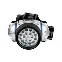 Фонарь налобный светодиодный IP44 7537 Camelion LED5313-19F4 Headlite