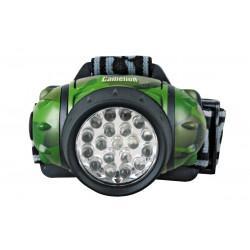 Фонарь налобный светодиодный IP44 7538 Camelion LED5313-19F4ML Headlite