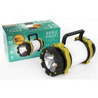Фонарь аккумуляторный светодиодный прожектор Camelion 14258 E1339 300лм 500м