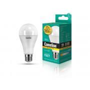 Лампа светодиодная ГРУША 13164 Camelion LED20-A65/830/E27 220В 20Вт E27 3000K теплый белый