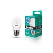 Лампа светодиодная ШАР 12030 Camelion LED5-G45/845/E27 220В 5Вт E27 4500K нейтральный белый