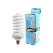 Лампа энергосберегающая люминесцентная Camelion 220В 45Вт (225Вт) Е27 4200К нейтральный белый арт.10407