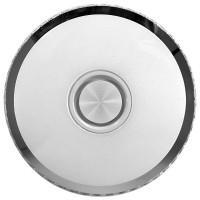 Музыкальный настенно-потолочный светодиодный светильник с колонкой Bluetooth 13988 Camelion LBS-2405 220В 72Вт