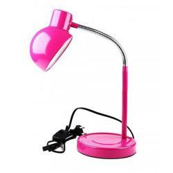 Настольный ламповый гибкий светильник 10502 Camelion Light Solution KD-306 C15 пурпурный 220В 40Вт Е27