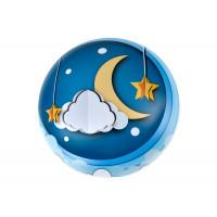 Светильник настенно-потолочный светодиодный детский 13990 Camelion LBS-7721 220В 18Вт 4500K