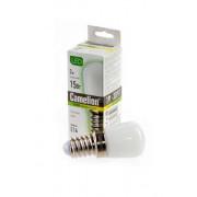Лампа светодиодная Т26 Camelion 220В 2Вт (15Вт) Е14 3000К теплый белый арт.13153