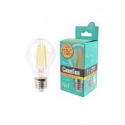 Лампа светодиодная филаментная Camelion 220В 13Вт (110Вт) Е27 3000К теплый белый арт.13716