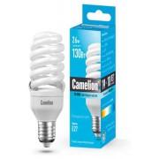 Лампа энергосберегающая люминесцентная Camelion 220В 26Вт (130Вт) Е27 4200К нейтральный белый арт.10588