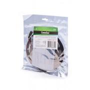Светодиодная лента Camelion SLW-5050-30-C01W защита IP65 влагостойкая 12В 5м 3600К теплый белый