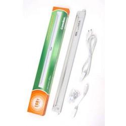 Накладной люминесцентный светильник Camelion WL-4002 16Вт Т4 4200К нейтральный белый арт.3109