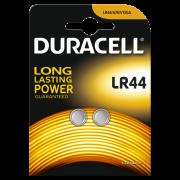 Батарейка алкалиновая 1006466 Duracell LR44 AG13 A76 357 1,5В дисковые 2шт