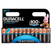Батарейки алкалиновые Duracell Ultra Power (turbo max) AAA LR03 1,5В 12шт