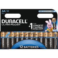 Батарейки алкалиновые Duracell Ultra Power (turbo max) AA LR6 1,5В 12шт