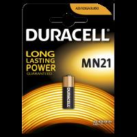 Батарейка алкалиновая 1005206 Duracell A23 MN21 23A 12В специальная 1шт