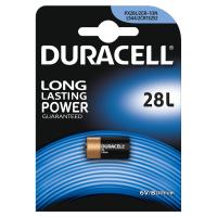 Батарейка литиевая Duracell 28L 6В специальная 1шт