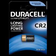 Батарейка литиевая Duracell CR2 (2CR) CR15H270 3В специальная 1шт