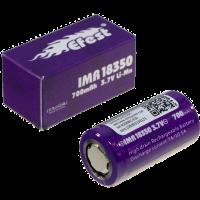 Аккумулятор для электронных сигарет Efest IMR 18350 700мАч 10,5А (v1)