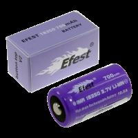 Аккумулятор для электронных сигарет Efest IMR 18350 700мАч 10,5А (v2)