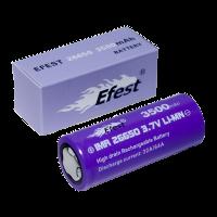 Аккумулятор для электронных сигарет Efest IMR 26650 3500мАч 64А (v1)