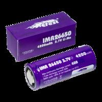 Аккумулятор для электронных сигарет Efest IMR 26650 4200мАч 40А (v1)