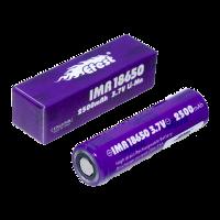 Аккумулятор для электронных сигарет Efest IMR 18650 2500мАч 35А (v1)