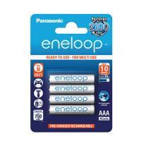 Аккумуляторы Panasonic Eneloop AAA 750мАч BK-4MCCE-4BE 4шт