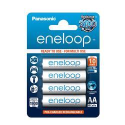Аккумуляторы Panasonic Eneloop AA 1900мАч 4шт