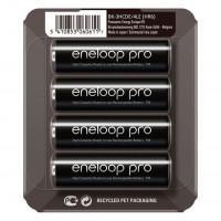 Аккумуляторы Panasonic Eneloop Pro AA 2500мАч BK-3HCDE-4LE 4шт