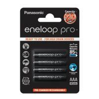 Аккумуляторы Panasonic Eneloop Pro AAA 930мАч BK-4HCDE-4BE 4шт