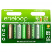 Аккумуляторы Panasonic Eneloop Botanic Colors AA 1900мАч BK-3MCCE-8TE 8шт